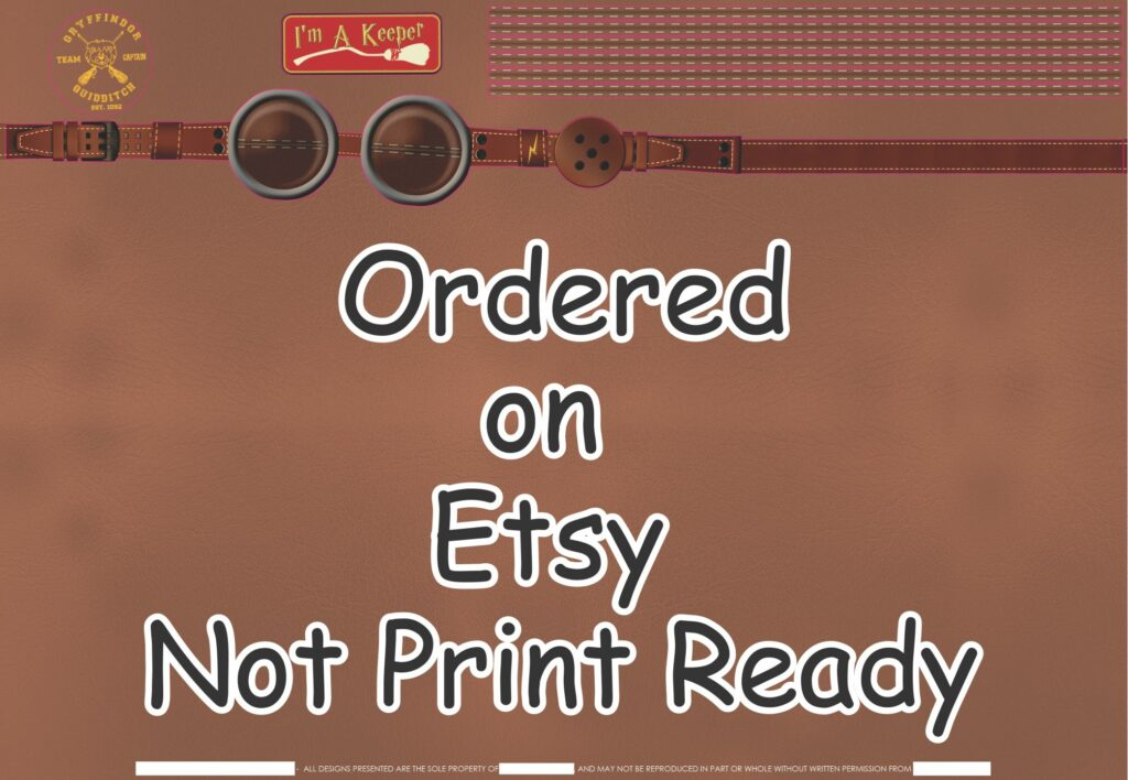 Not a print ready doc band wrap design